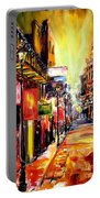 Bourbon Street Dazzle Portable Battery Charger