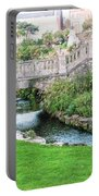Bournemouth Lower Gardens Portable Battery Charger