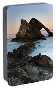 Bow Fiddle Rock At Sunset Portable Battery Charger