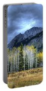 Bow Valley Parkway Banff National Park Alberta Canada IIi Portable Battery Charger