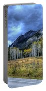 Bow Valley Parkway Banff National Park Alberta Canada Portable Battery Charger