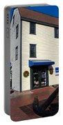 Bowen's Wharf Newport Rhode Island Portable Battery Charger