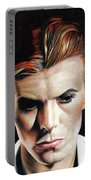 Bowie Thin White Duke Portable Battery Charger
