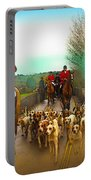 Boxing Day Hunt Portable Battery Charger