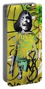 Boy In Yellow Portable Battery Charger