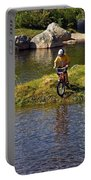 Boy's Adventure Portable Battery Charger