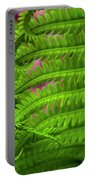 Bracken Fern Portable Battery Charger