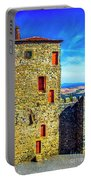 Braganca Castle Tower Portable Battery Charger
