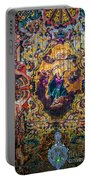 Braganca's Painted Ceiling Portable Battery Charger