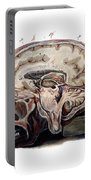 Brain, Anatomical Illustration, 1823 Portable Battery Charger