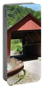 Braley Covered Bridge Portable Battery Charger