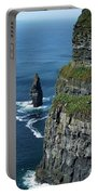 Brananmore Cliffs Of Moher Ireland Portable Battery Charger