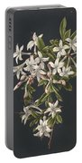 Branch Of A Flowering Azalea, M. De Gijselaar, 1831 Portable Battery Charger