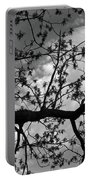 Branch Patterns Portable Battery Charger