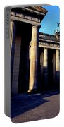 Brandenburger Tor / Gate Berlin Germany Portable Battery Charger