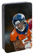 Brandon Marshall Portable Battery Charger