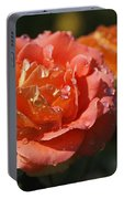 Brass Band Roses Portable Battery Charger