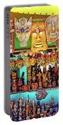 Brazilian Masks Portable Battery Charger