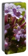 Brazillian Verbena Portable Battery Charger
