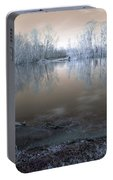 Brazos Bend Winter Fantasy Portable Battery Charger