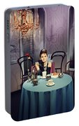 Breakfast At Tiffany's Portable Battery Charger