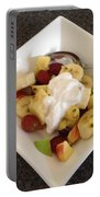 Fruit Salad For Breakfast  Portable Battery Charger