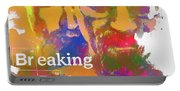 Breaking Bad Watercolor Portable Battery Charger