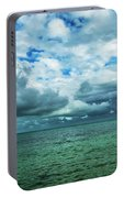 Breaking Clouds In Key West, Florida Portable Battery Charger