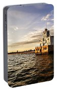 Breakwater Lighthouse Portable Battery Charger
