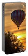 Breathtaking Hot Air Portable Battery Charger