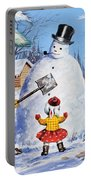 Brer Rabbit From Once Upon A Time Portable Battery Charger