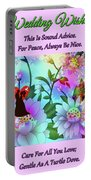 Brian Exton Celestial Flowers  Bigstock 164301632  2991949 Portable Battery Charger