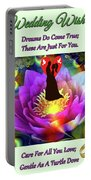 Brian Exton Sacred Flower Of Love  Bigstock 164301632  2991949  12779828 Portable Battery Charger