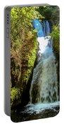 Bridal Veil Falls, Oregon Portable Battery Charger