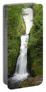 Bridal Veil Falls - Oregon Portable Battery Charger