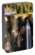 Bridal Veil Falls Power Plant - Telluride - Colorado Portable Battery Charger
