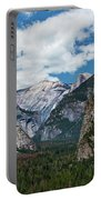 Bridal Veil Falls Rainbow Portable Battery Charger