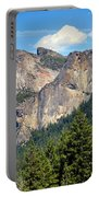 Bridalveil Falls From Tunnel View Portable Battery Charger