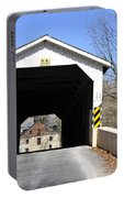 Bridge At The Mill. Portable Battery Charger