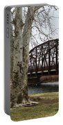 Bridge By The Tree Portable Battery Charger