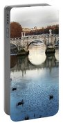 Bridge In Rome Portable Battery Charger