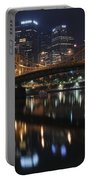Bridge In The Heart Of Pittsburgh Portable Battery Charger