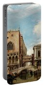 Bridge Of Sighs, Venice Portable Battery Charger