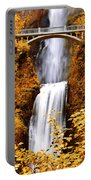 Bridge Over Cascading Waters Portable Battery Charger