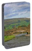 Bridge Over Duerley Beck - P4a16020 Portable Battery Charger