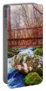 Bridge Over Mill Creek Portable Battery Charger