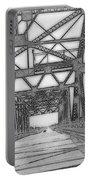 Bridge Over Mississippi Portable Battery Charger