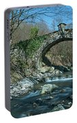 Bridge Over Peaceful Waters - Il Ponte Sul Ciae' Portable Battery Charger