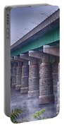 Bridge Over The Delaware River Portable Battery Charger