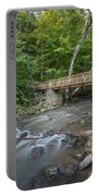 Bridge Over The Pike River Portable Battery Charger